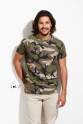 so01188 MENS ROUND COLLAR T-SHIRT